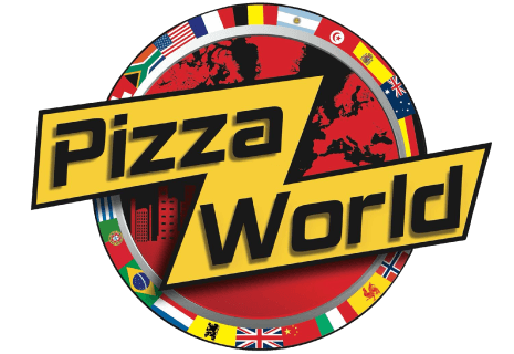 logo Pizza World