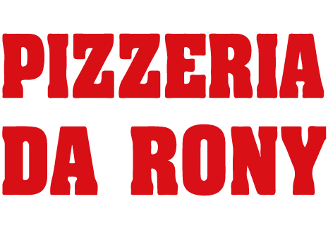 Pizzeria Da Rony