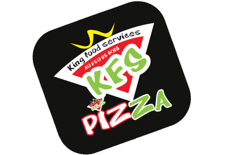 logo King Food Services Pizza