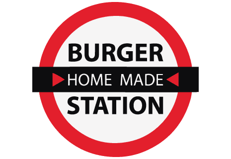 logo Burger Station|Бъргър Стейшън