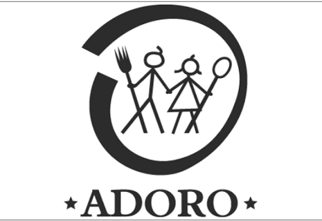 logo Adoro Pizza|Адоро Пица