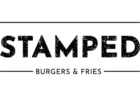 Stamped Burgers & Fries