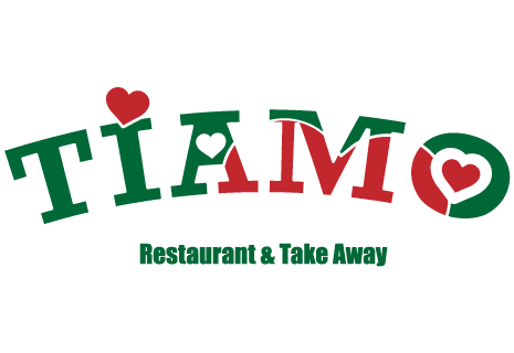 logo TiAmo Pizzeria & Take Away