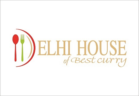logo Delhi House of Best Curry
