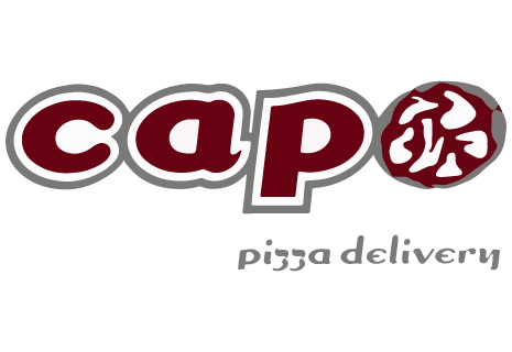 logo Capos Pizza Delivery