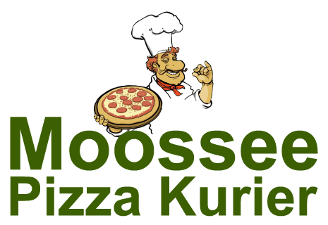 logo Moossee Pizza Kurier