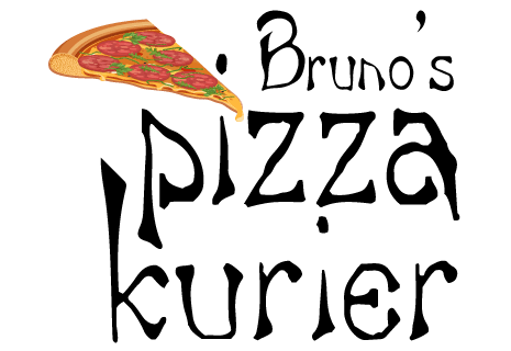 logo Bruno's Pizza Kurier