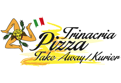 logo Trinacria Pizza Take Away / Kurier