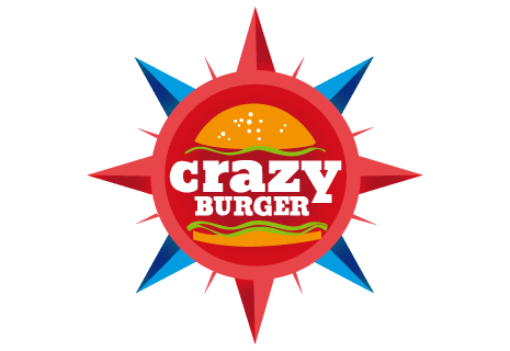 logo Crazy Burger