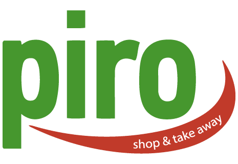 logo Piro Shop & Take Away Food