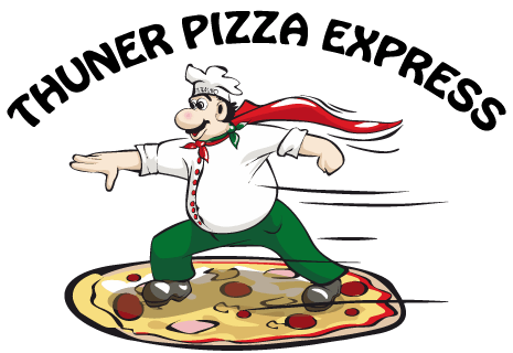 logo Thuner Pizza Express
