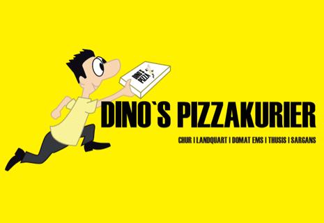 A-Z Dino's Pizzakurier