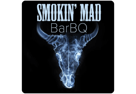 logo Smokin' Mad BarBQ