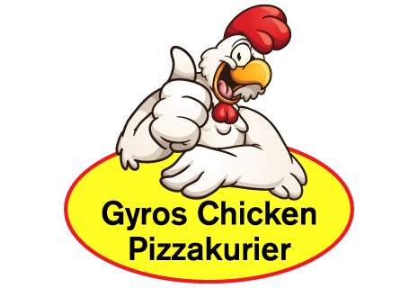logo Gyros Chicken Pizzakurier