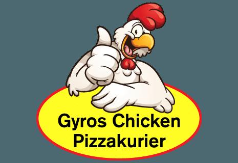 Gyros Chicken Pizzakurier