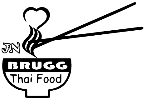 logo Brugg Thai Asian Take Away
