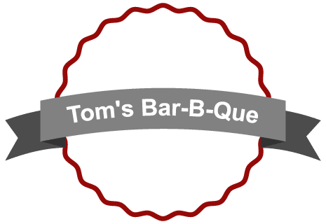 logo Tom's Bar-B-Que