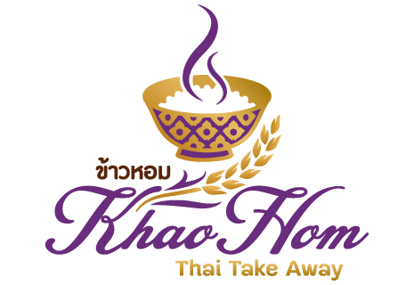 logo Khao Hom Thai Food