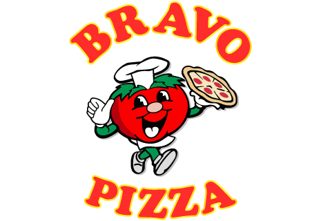 logo Bravo Pizza
