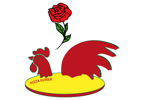 logo Chicken Pizza Kurier