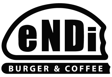 logo eNDi Burger & Coffee