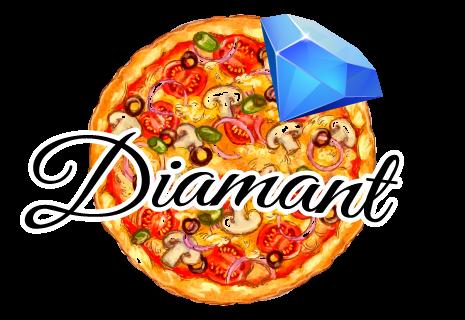Le Diamant Kebab Pizza