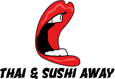 logo Thai & Sushi Away