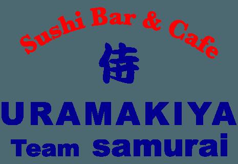 Sushi Bar Uramakiya by Samurai Team