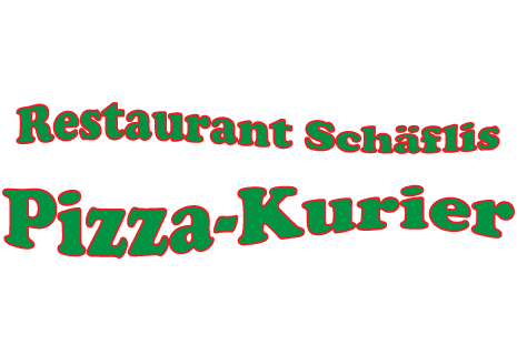 Restaurant Schäflis Pizza-Kurier