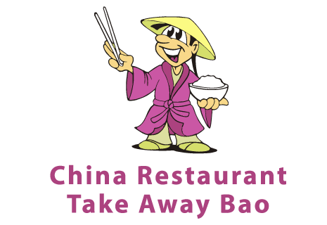 logo China Restaurant Take Away Bao