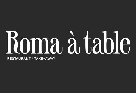 Roma à table