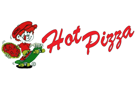 logo Hot Pizza