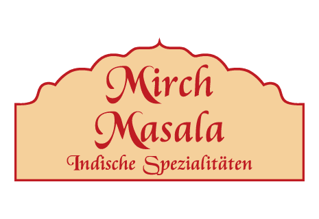 logo MIRCH & MASALA - PIZZA WAGNER