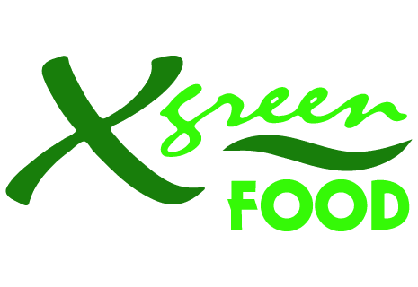 logo X-green food (Vegi & Vegan)