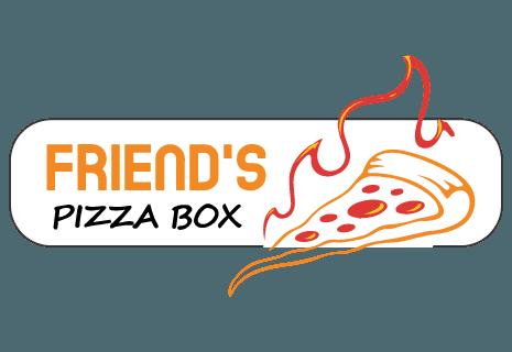 Friend's Pizza Box