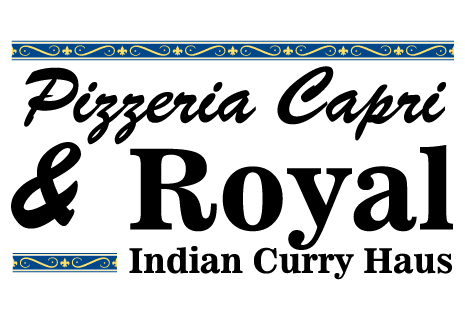 Pizzeria Capri & Royal Indian Curry Haus