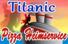 Pizza-Heimservice Titanic