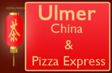 China & Pizza Express Ulm