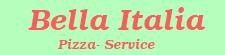 Bella Italia Pizza-Service