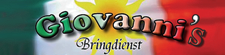 Giovanni's Bringdienst Grill,Mediterranean,Other,Herford