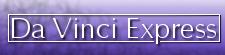 Logo da Vinci Express Bergisch Gladbach