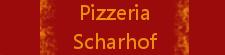 Logo Pizzeria Scharhof