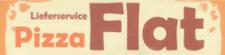 Logo Pizza Flat Mannheim