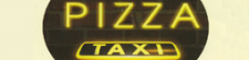 Pizza-Taxi Lieferservice