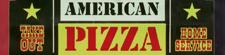 American Pizza Ziegenmarkt