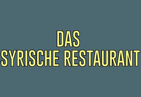 Das Syrische Restaurant