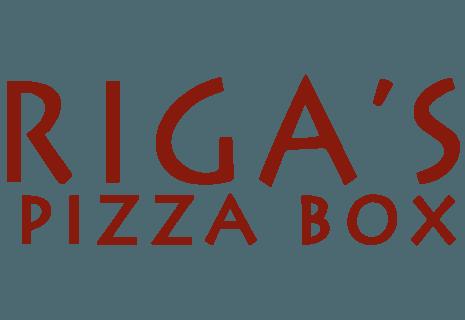 Riga's Pizza Box