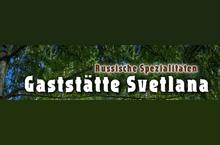 Gaststätte Svetlana