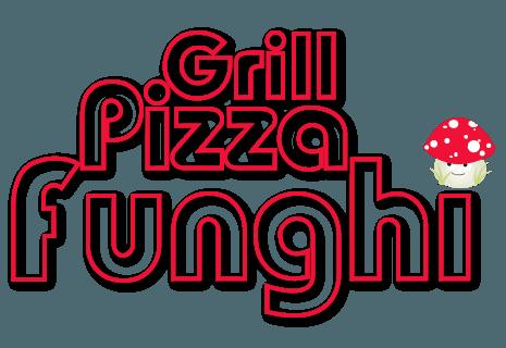 Grill Pizza Funghi