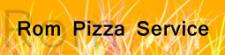 Logo Rom Pizza Service